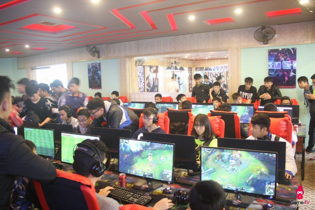 tư vấn lắp đặt phòng net tại Bắc Ninh